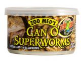Zoo Med Can O' Superworms 35g, Zoo Med-146